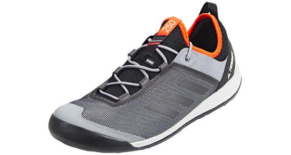 adidas Terrex Swift Solo Schoenen Heren grijs/zwart